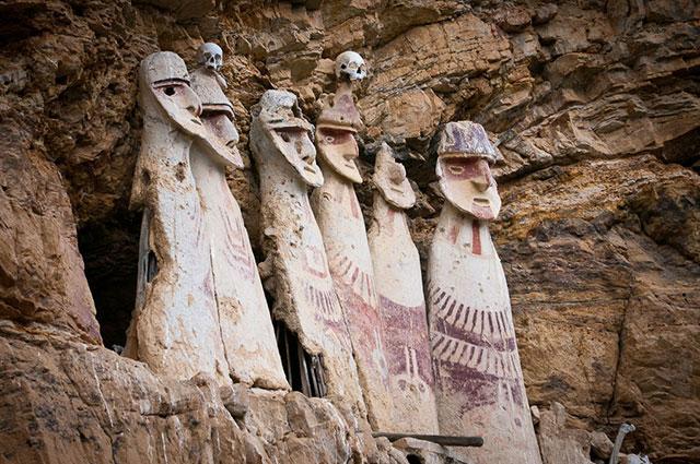 les cavernes de Quiocta